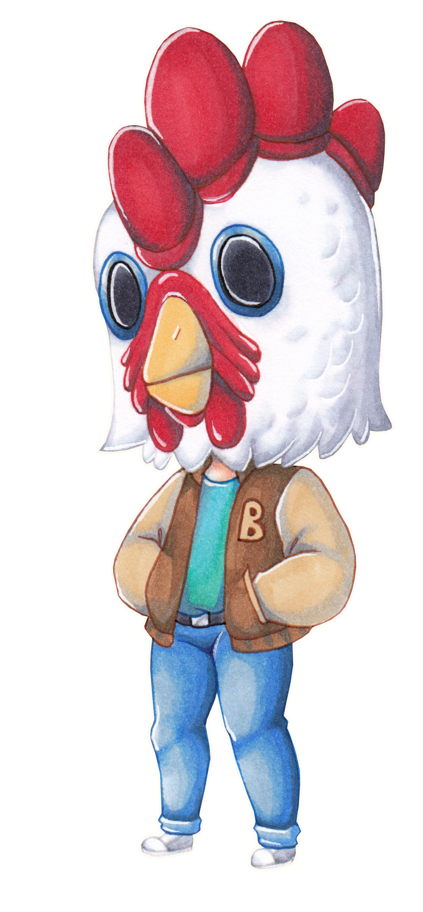 Cluck, Cluck by Following-The-Rabbit