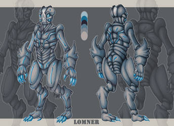 Lomner Redesign by Following-The-Rabbit