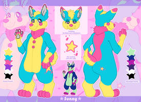 Sunny Reference Sheet