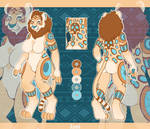 Custom Design Commission: Zani by Following-The-Rabbit