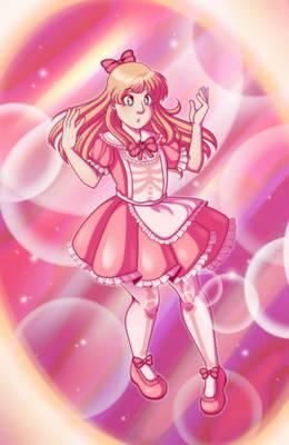 Celestial Power: Transform!