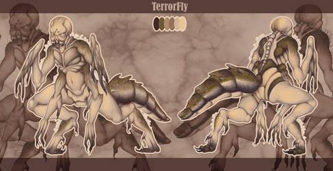 Custom Design Commission: Terrorfly