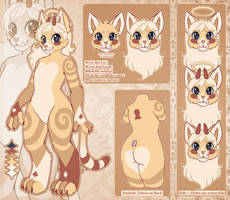 [Unnamed Character] Reference Sheet