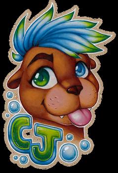 Cj the Otter [COM]