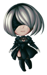 Tiny 2B [REQ] by TheRabbitFollower