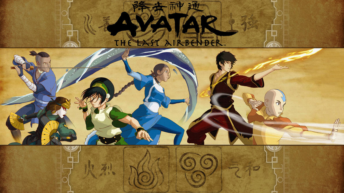 Avatar The Last Airbender Wallpaper By Perry T Platypus On Deviantart