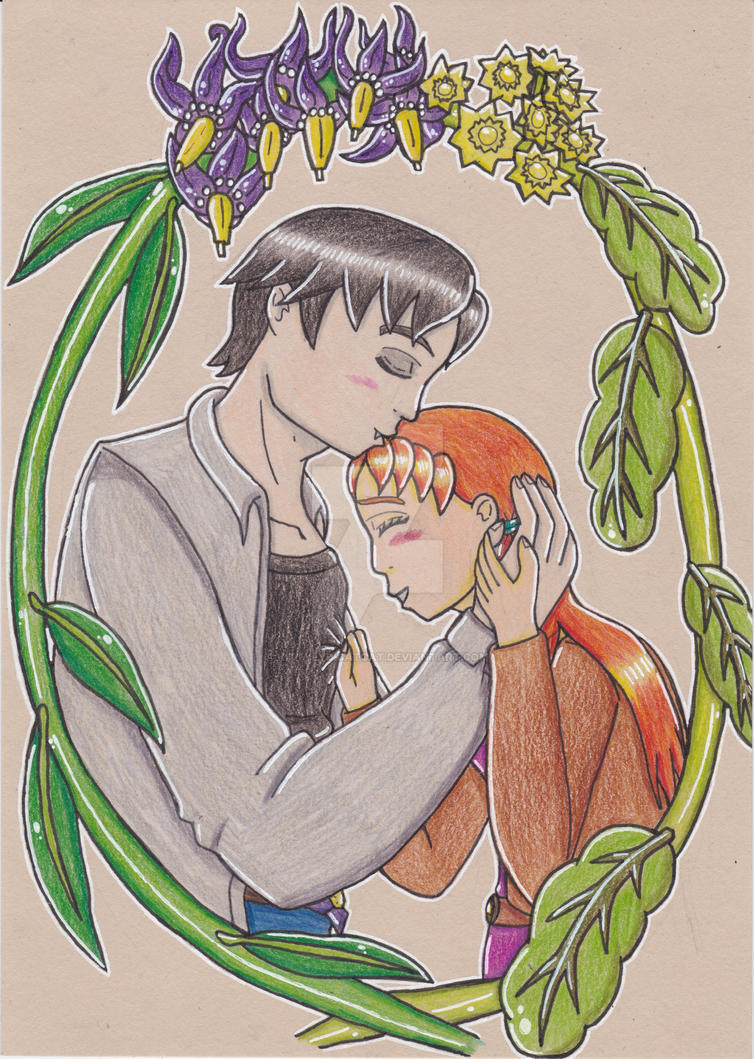When A Vampire Loves A Witch by LotzaLuv4Gaara