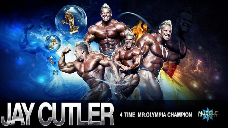 Jay Cutler Olympia Wallpaper