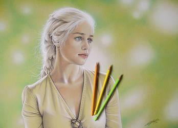 Daenerys by JcBerbes