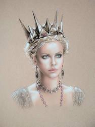 The Queen Ravenna by JcBerbes