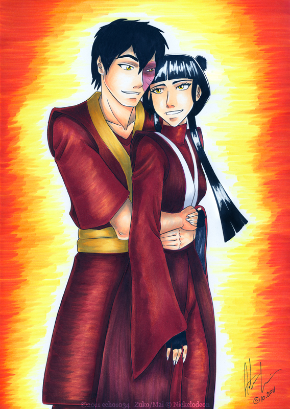 the gallery for gt zuko and mai pregnant