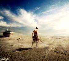 Man vs Nature by AndreaSorrentino