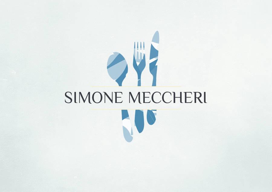 chef logo by AndreaSorrentino