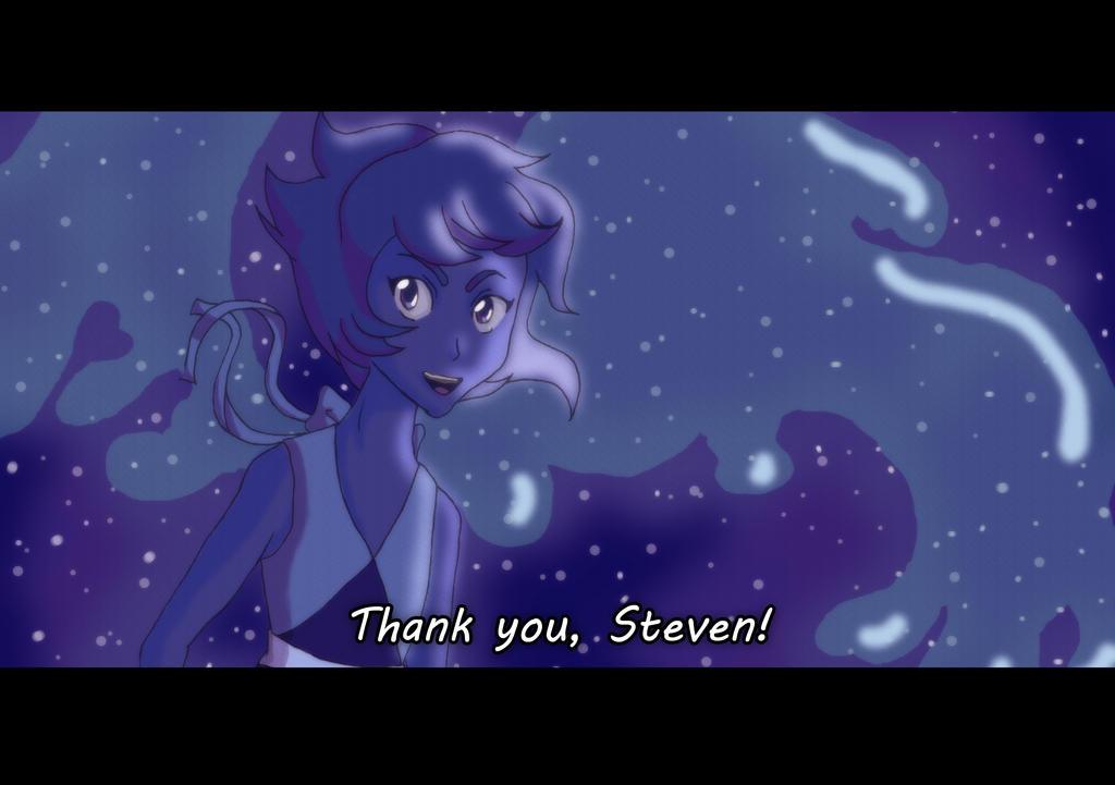 Thank you, Steven! by Arichan16