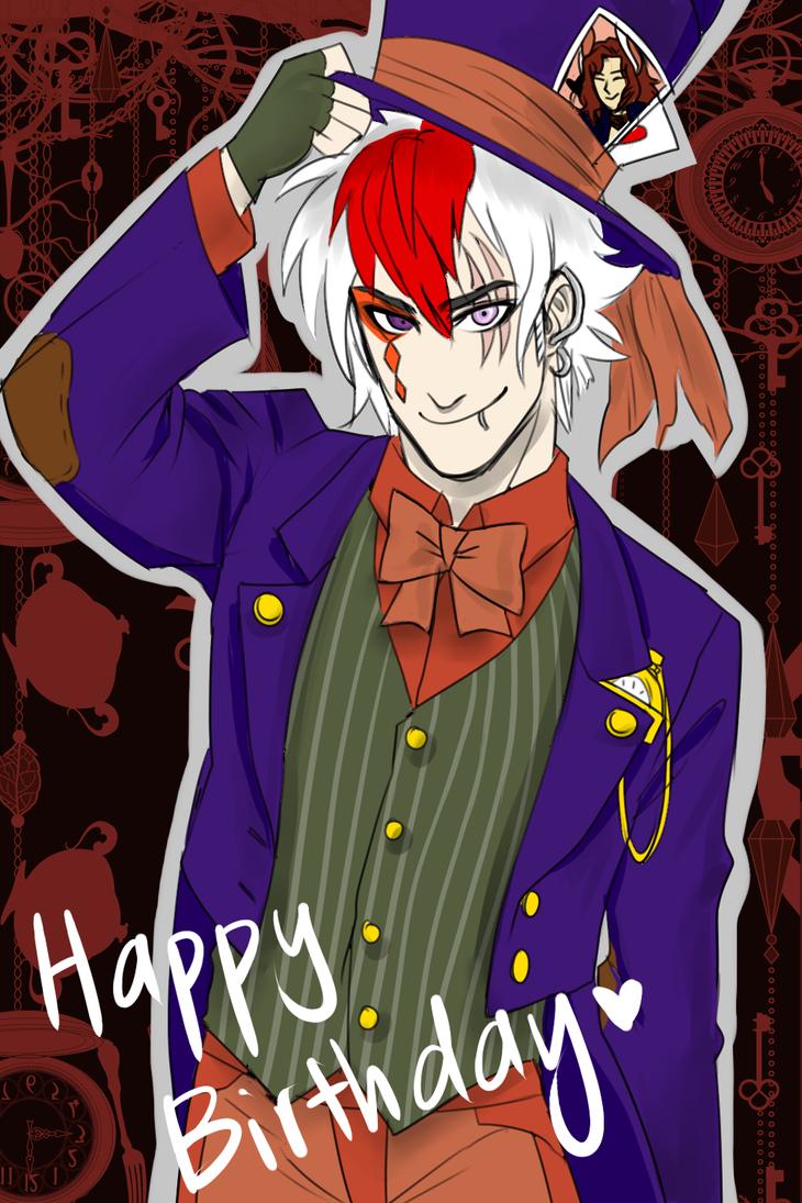 Happy Birthday Kei! by Hiyonori-Yumiko