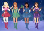 Barbie Three Muskateers 4