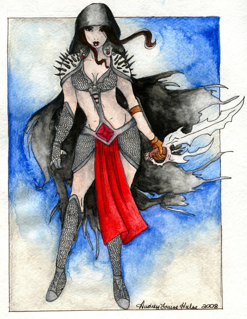Dark Lady by Audriana