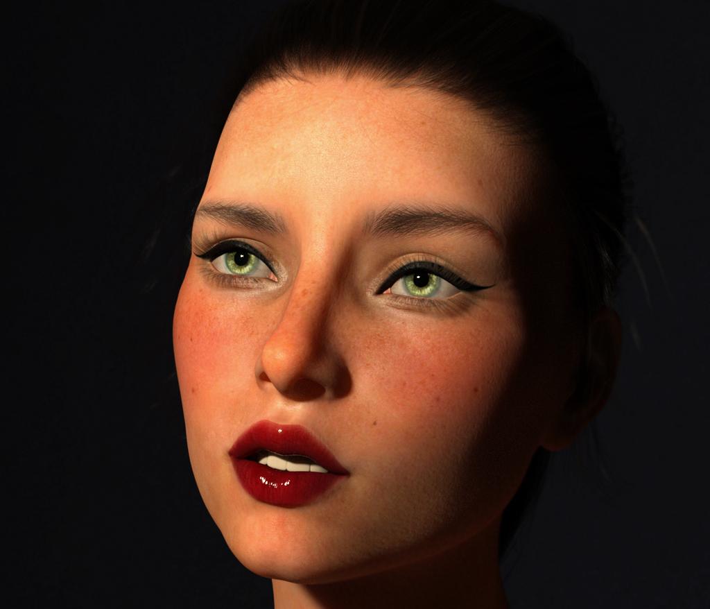 Portrait by PattyPatCake