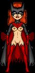 EE Batwoman by barbarossarotbart