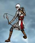 Arjan - Leventine Assassin