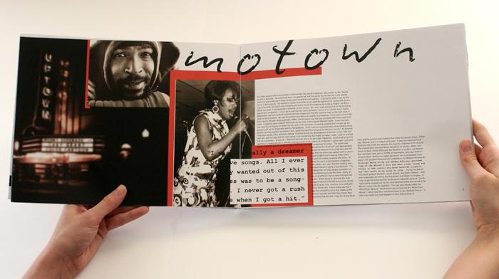 Detroit Sound - motown spread