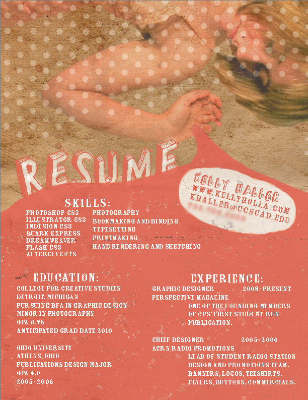 Resume by cheektocheek on deviantart resume by cheektocheek yelopaper Images
