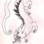 Serpant lizard