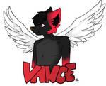 Vance badge by PetitePeppa
