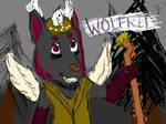 Dont starve together-Wolfrid