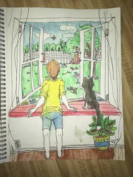 Window overlook