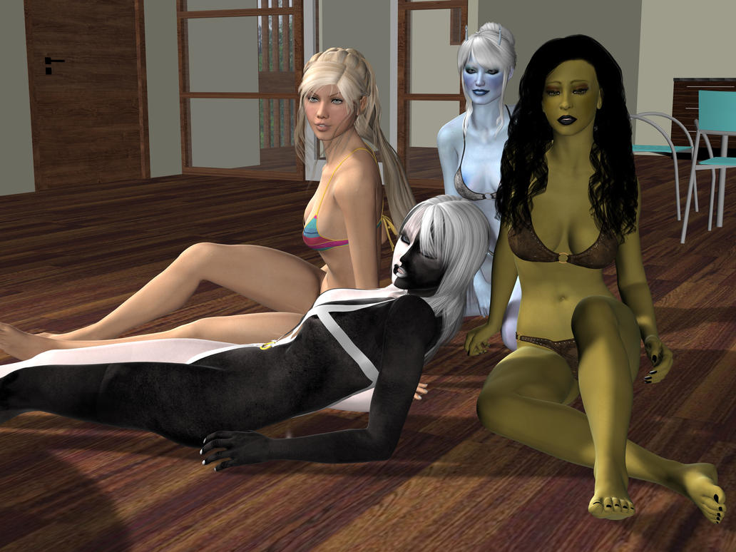 3d alien girl sex films