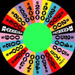 Wheel of Fortune by Sean9118 on DeviantArt