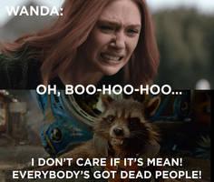 Wanda Rocket BooHoo