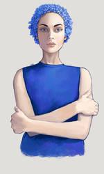 Hydrangea by crystaleyes909