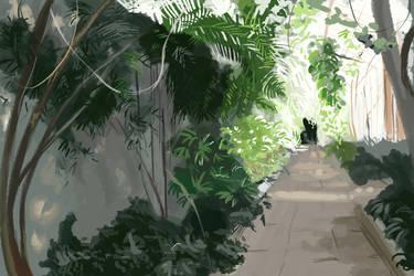 Botanic Garden by crystaleyes909