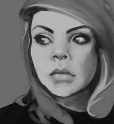Portrait study 27102019
