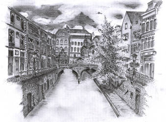 Canal by LawrenceLaSH