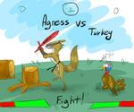 Fight... by KrimalFancey