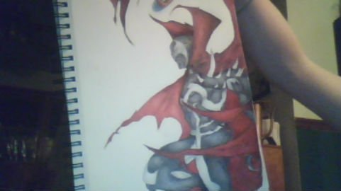 SPAWN art request by leeleechan13