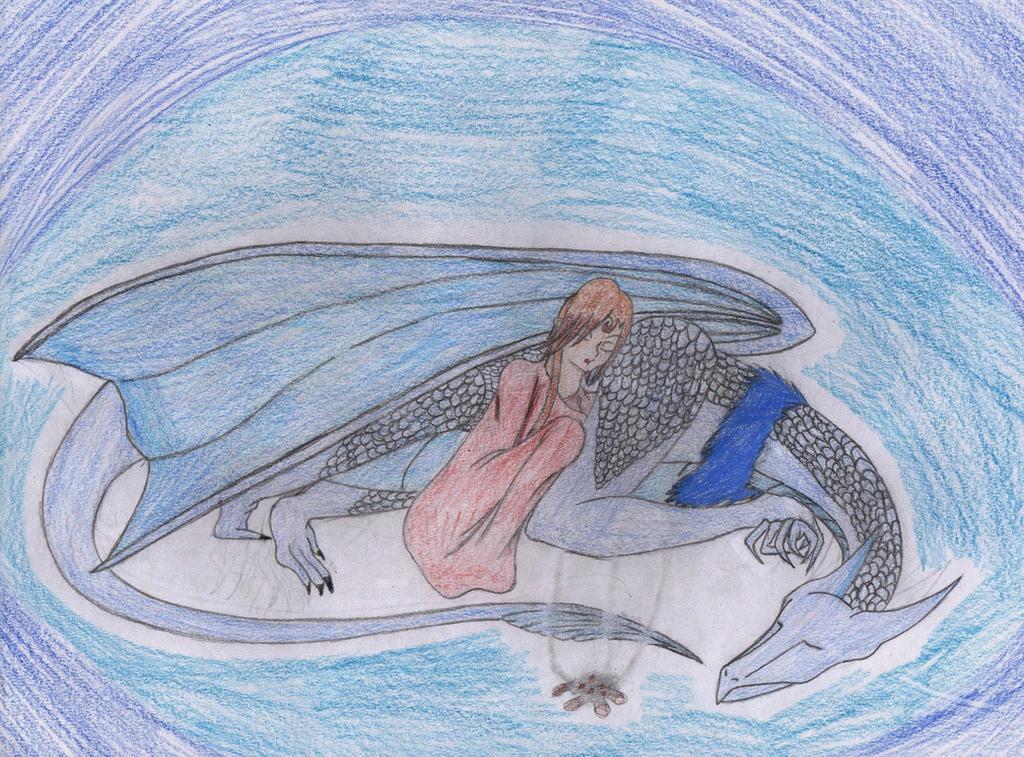 Perius and Obsidian by Kittycatkyla23