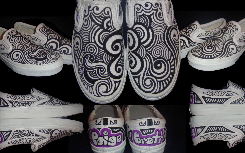 shoe design final by bakerzero417 on deviantart