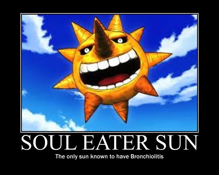 The Soul Eater Sun by sonamy98