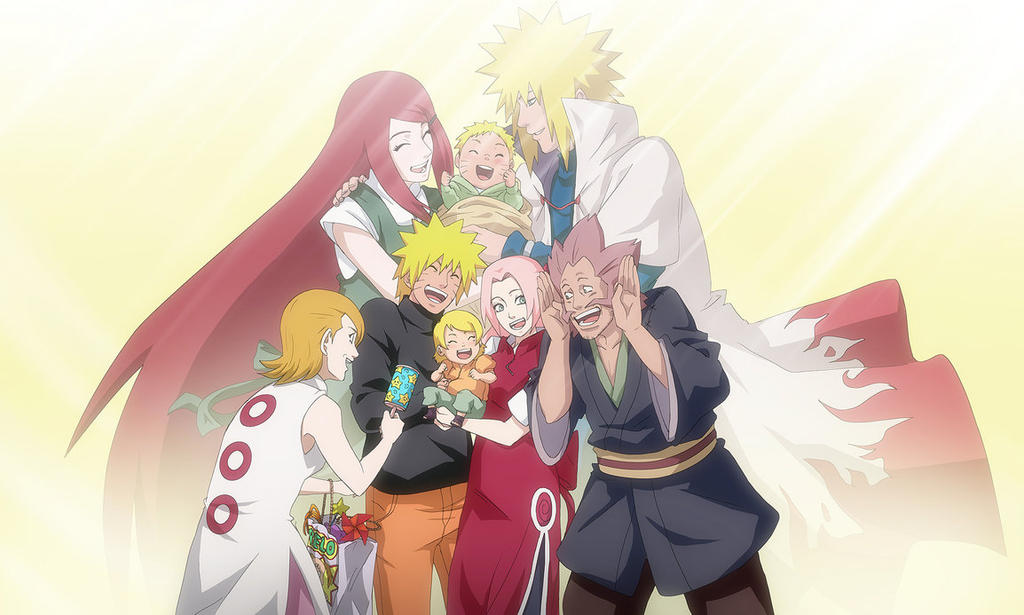 Naruto and sakura start dating fanfiction