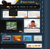 Photographer portfolio v1 by nonlin3
