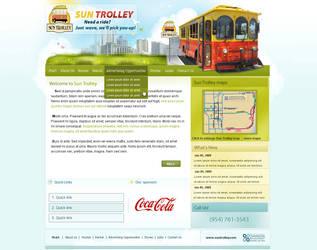 Miami Trolley by nonlin3