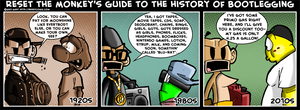 TRB: History of Bootlegging