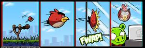 TRB: Angry Birds Metropolis 3D