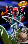 UMVC3 - Spider-Man vs Haggar
