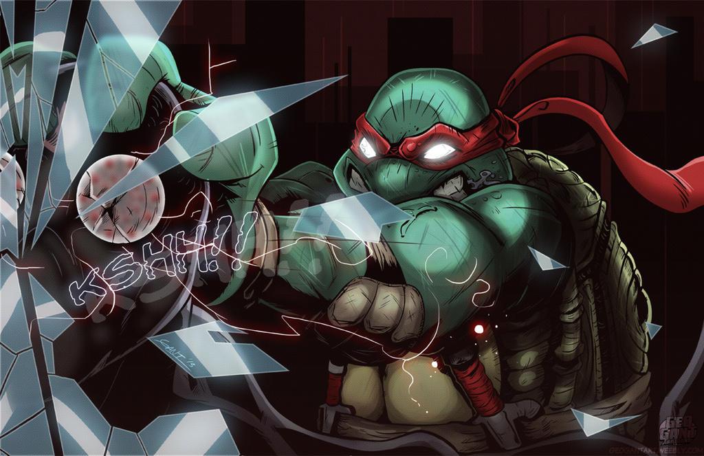 Raphael by geogant