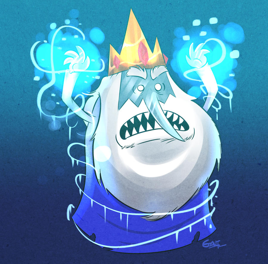 Ice King by geogant